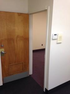 Suite 201 Doorway Brighton Ave Allston, MA Walcott Property
