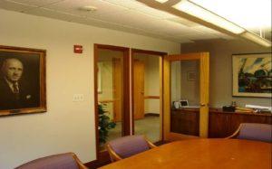 Office interior 118 Needham Street Newton, MA