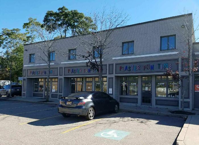 Retail space 118 Needham Street Newton, MA