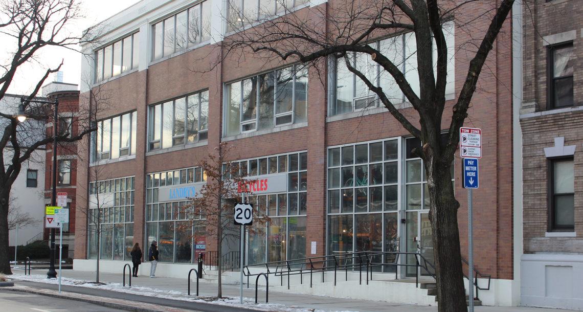 1050 Commonwealth Ave Walcott Corporation Building