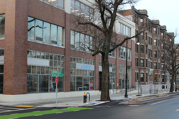 1050 Commonwealth Ave, Boston, MA, Walcott Corporation Building